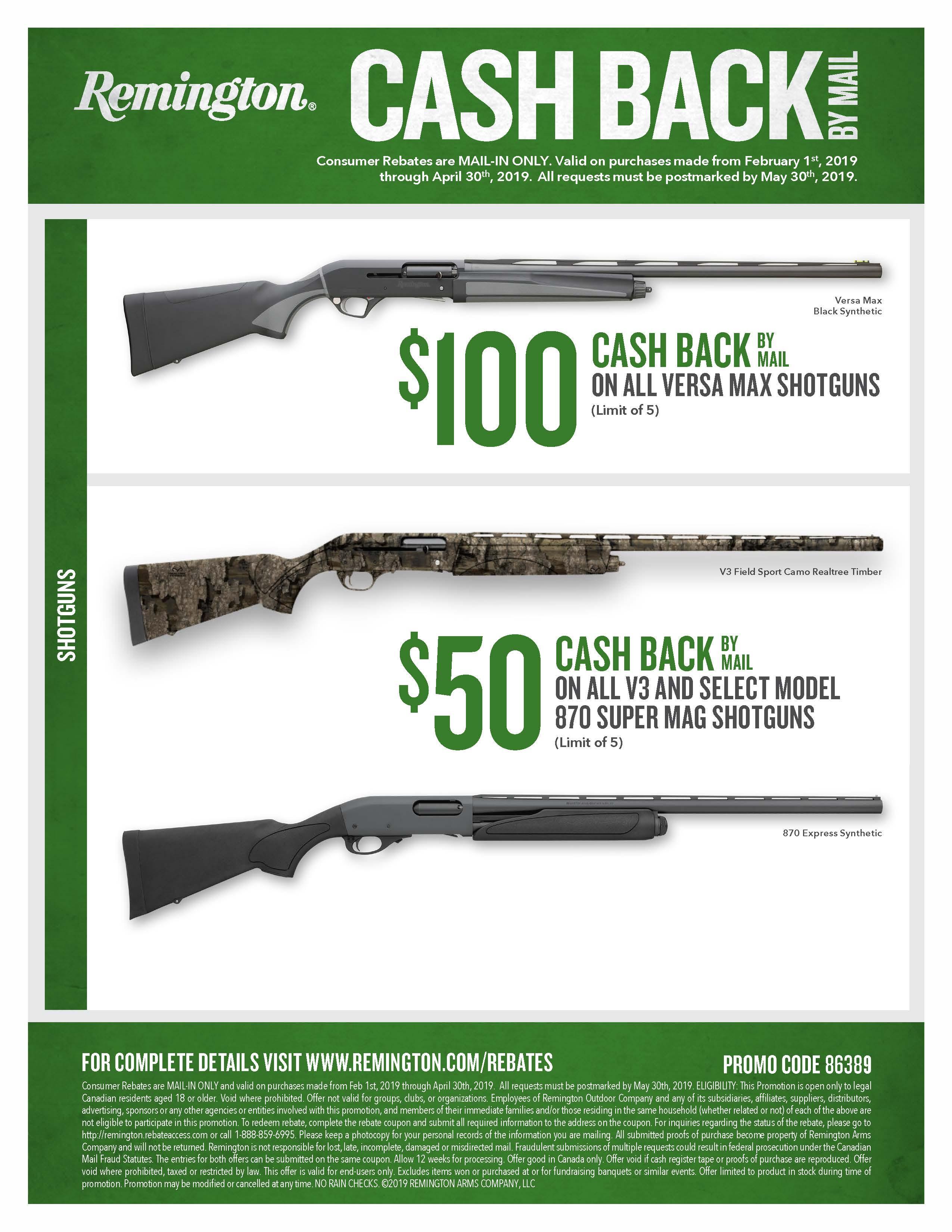 Remington com Coupons & Promo Codes